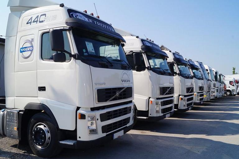 Części zamienne dociężarówek